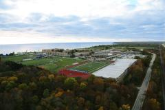 The Concordia University Wisconsin campus in Mequon. The Concordia University Wisconsin campus in Mequon.