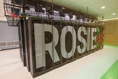 """""""Rosie,"""" the new NVIDIA GPU-accelerated AI supercomputer at MSOE, gives undergraduate students access to high performance computing to solve real-world problems. """"Rosie,"""" the new NVIDIA GPU-accelerated AI supercomputer at MSOE, gives undergraduate students access to high performance computing to solve real-world problems."""