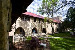 Nashotah House Theological Seminary was established in 1842. Nashotah House Theological Seminary was established in 1842.