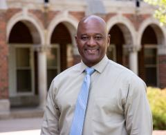 Keith Purnell is Viterbo's director of military aligned student support Keith Purnell is Viterbo's director of military aligned student support