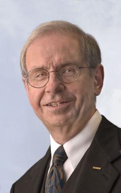 Rolf Wegenke, Ph.D., WAICU President Rolf Wegenke, Ph.D., WAICU President