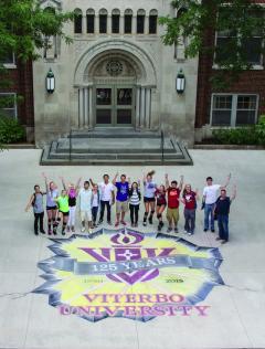 Viterbo University 125 anniversary Viterbo University 125 anniversary