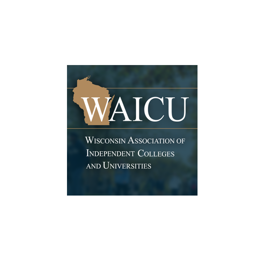 Wisconsin Association of Independent Colleges & Universities logo